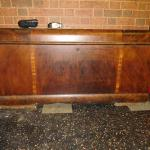 Antique Cedar Storage Chest