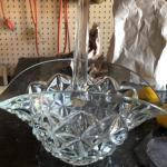 Crystal basket