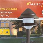 Malibu Low voltage landscape lighting