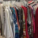 Clothing, handbags, jewelry, shoes & home decor