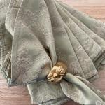 Set of cloth napkins