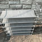 Lightweight Cloth Shoe Rack