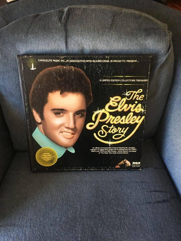 Photo 1 of The Elvis Presley Story