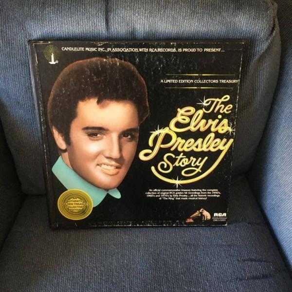 Photo of The Elvis Presley Story