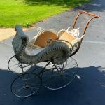 Victorian buggy/baby carriage