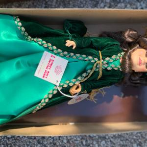 Photo of Here she is a playmate for a princess . Has the box. A royal doll from 1988.