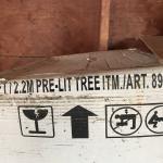 Pre-Lit Christmas Tree