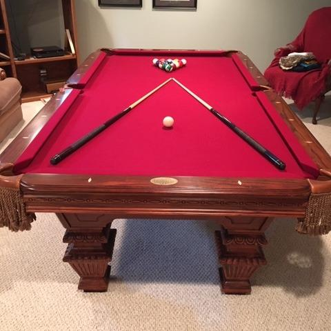 Photo of Pool Table 8'