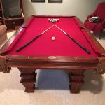 Pool Table 8'