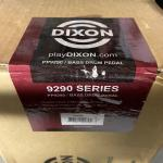 Dixon PP9290 Bass Drum Pedal, 3 sets of stick , drum and stand