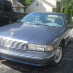 1996 Chevy Caprice in excellent condition