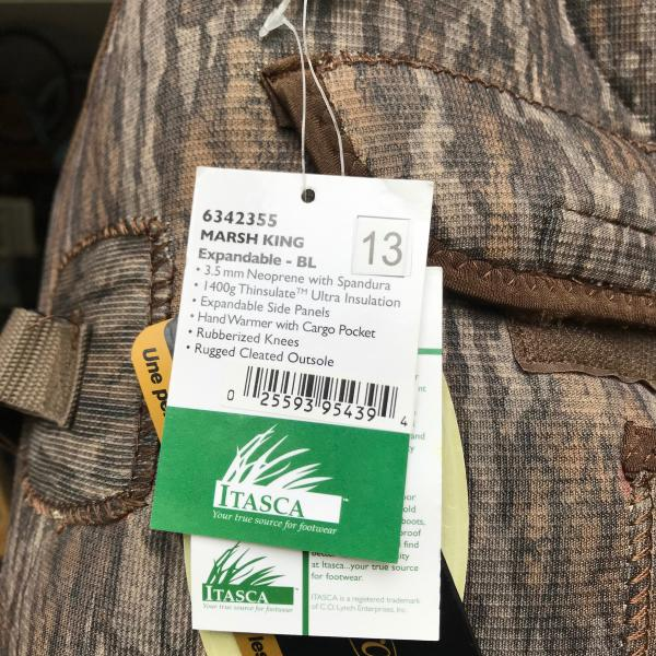 Photo of Hunting chest waders