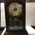 SETH THOMAS WIND UP VINTAGE MANTEL CLOCK