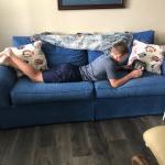 Sofa Sleeper & Loveseat combo