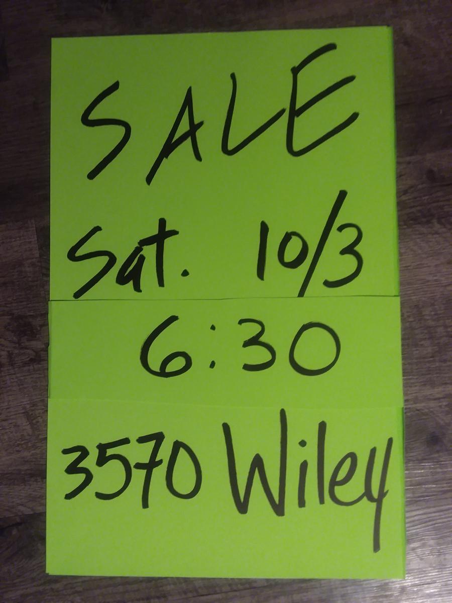 Photo 1 of Flea market semi-annual clearance sale