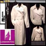 London Fog rain coat