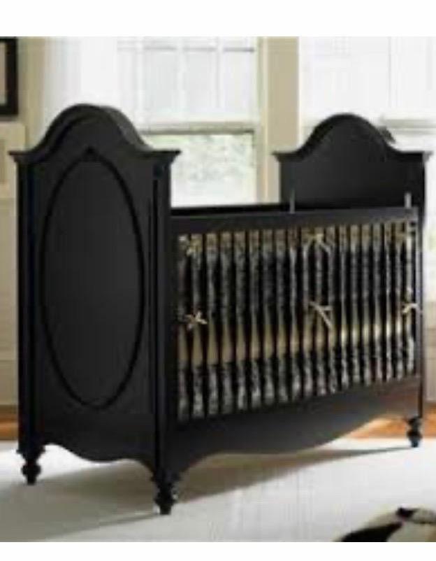Photo 3 of Baby or toddler bed  made by Stanley . $99.00