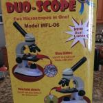 Kids microscope