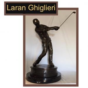 Photo of Laran R. Ghiglieri Bronze Golfer