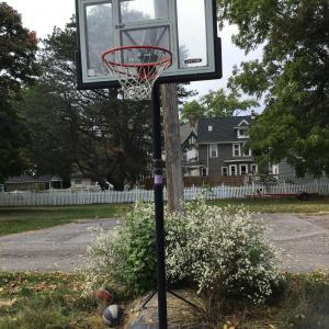 Photo of Basketball hoop
