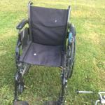 Adult wheelchair