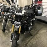 2016 BMW R1200R motorcycle  driven only 1151 miles $12,000