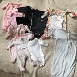 Premie baby clothes
