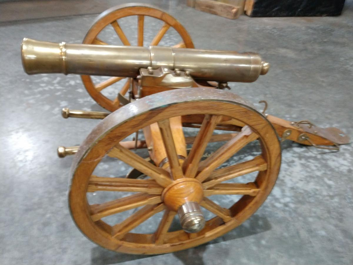 Photo 1 of Black Powder Cannon and Caison