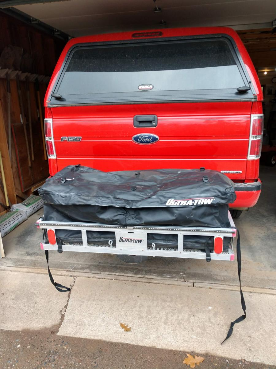 Photo 1 of Cargo carrier and Waterproof Bag