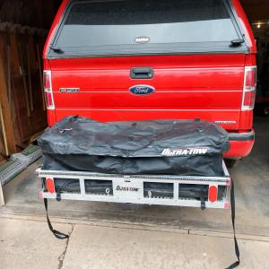 Photo of Cargo carrier and Waterproof Bag