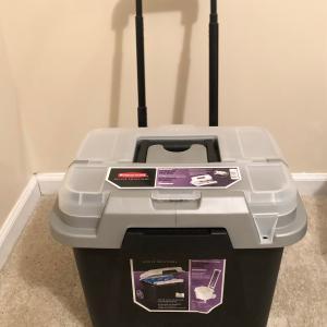 Photo of Portable Filing box