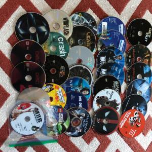 Photo of DVD movies