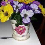 Cute Silk Floral Arrangement