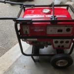 Honda EB 3500 X generator