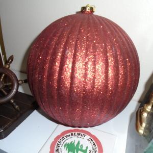 Photo of Jumbo Christmas Ornaments