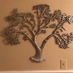 Photo of Pewter tree