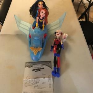 Photo of Wonder Women Invisible Jet