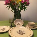 Pfaltzgraff Village Dinnerware plus Serving Dishes