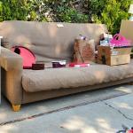 Futon couch