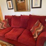 """Sofa. 85"""" long"""