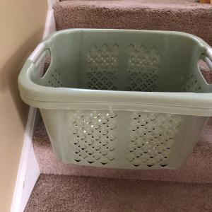Photo of 1 pair of Home Logic laundry basket