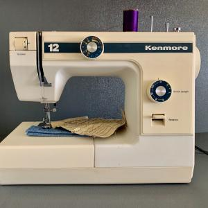 Photo of Kenmore 12 Stitch Sewing Machine