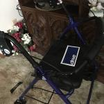 Drive walker-4 wheels