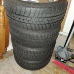 Audi A6 Tires/Rims