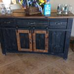 Bar and Stereo stand