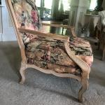 4x  Bergere chairs $125 each