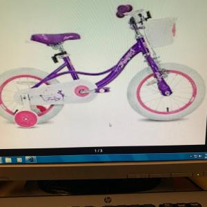Photo of Lower Price! Coolest bike of purple and pink for your little one. NEW