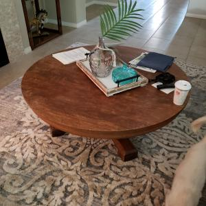 Photo of Antique coffee table