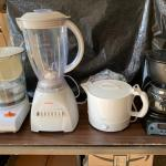 Small appliance assortment