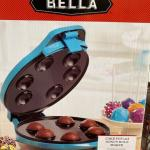 Bella cake pop/donut hole maker